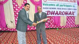 Inter School Folk Dance Competition - DHAROHAR 2016