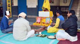Basant Panchami Function Held On 01 Feb, 2017