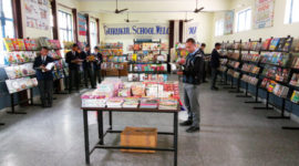 3 Days Book Fair Held By World Vision Publication From 31 Jan, 2017 To 02 Feb, 2017