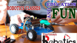 Gurukul International School, Haldwani has started Robotics Classes