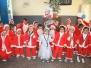 Gurukul International School, Haldwani celebrated Christmas Day with great zeal and zest.