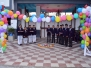 Farewell Party for outgoing students of class XII was hosted by class XI students On 04 Feb, 2017