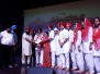 The students of Gurukul International School, Haldwani participated in Inter School Sabad singing contest held at Jaycees Public School, Rudrapur on 02/11/2017 our students got runner's trophy in the Competition. The School Director Mr. V.B. Nainwal, Principal Mr. J.P. Singh and staff members congratulated the students for their achievement.
