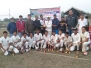 Gurukul International School bagged School India Cricket Cup 2018. The tournament was organized by School Sports Promotion Foundation Uttarakhand, approximately 25 teams of various schools from Nainital district participated. The management, principal and staff congratulated the school team for this big achievement.
