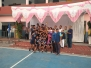 Gurukul lifted Inter School Basketball SKM Cup 2018. Gurukul team got walk over in quarter final and reached in semifinal. In semifinal Gurukul defeated Inspiration Public School by 42-21. In final Gurukul defeated SKM Public school by 61-52. The Management, Principal and staff extended congratulation to all the players of basketball team.