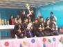 Gurukul International School bagged 2nd price in Inter School Dance Competition organized by Beersheba School Haldwani.