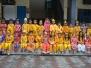 Gurukul International School celebrates Janmashtami ,  on the occasion of Janmashtami festival Gurukul celebrated birthday of Lord Krishna with full zest and zeal. The students performed dances and skit depicting the life history of Lord Krishna.