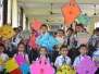 Kite Making Competition Held On 08 Sep, 2017