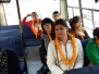 Students of Gurukul International School, Haldwani have reached City Montessori School, Lucknow for participating in Geofest International to be held from 03/11/2017 to 07/11/2017 where students will contest for various activities. Approximately 160 schools are participating from all over world. They are given warm welcome by CMS team.